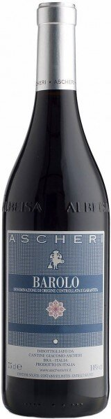 Вино Ascheri, Barolo DOCG, 2012