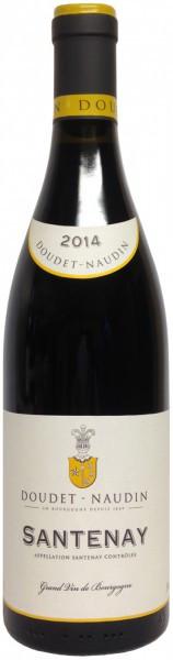Вино Doudet Naudin, Santenay AOC, 2014