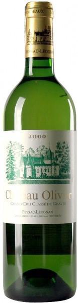 Вино Chateau Olivier Blanc AOC (Pessac-Leognan) 2000
