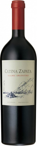Вино Catena Zapata, Malbec Argentino, Mendoza, 2009