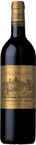 Вино Chateau d'Issan, Grand cru classe Margaux AOC, 2012