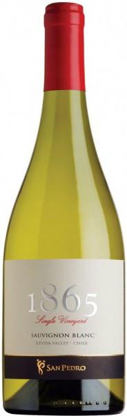 "Вино San Pedro, ""1865"" Single Vineyard, Sauvignon Blanc, 2015"