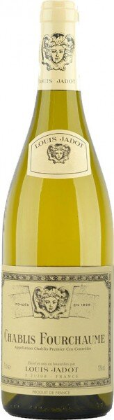 "Вино Louis Jadot, Chablis ""Fourchaume"" 1-er Cru AOC, 2013"