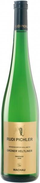 Вино Gruner Veltliner Smaragd Kollmutz 2009