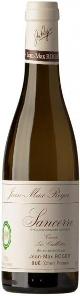 "Вино Jean-Max Roger, Sancerre Blanc АОC ""Les Caillottes"", 2015, 0.375 л"