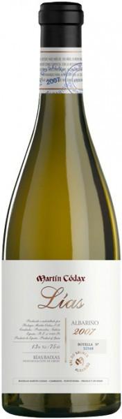 "Вино Martin Codax, ""Lias"" Albarino, 2007"