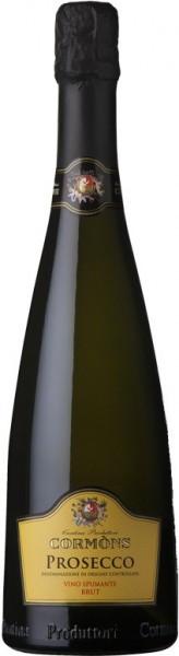 Игристое вино Cantina Produttori Cormons, Prosecco Brut DOC