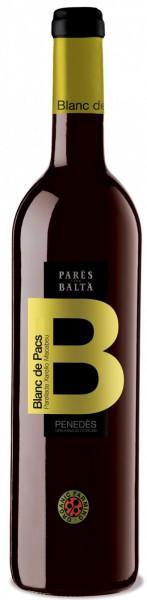 "Вино Pares Balta, ""Blanc de Pacs"", Penedes DO, 2012"