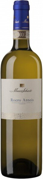 Вино Mauro Sebaste, Roero Arneis DOCG, 2013, 0.375 л