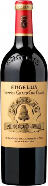 Вино Chateau l'Angelus, Saint-Emilion AOC 1-er Grand Cru Classe, 2008