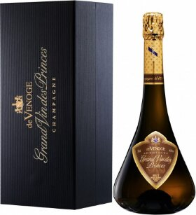"Шампанское Champagne de Venoge, ""Grand Vin des Princes"", Champagne AOC, 1993, gift box"