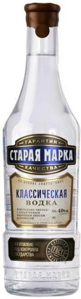 """Водка """"Staraya Marka"""", Classic, 0.25 л"""