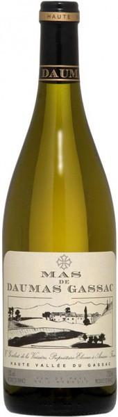 """Вино """"Mas De Daumas Gassac"""" Blanc, 2007"""