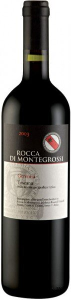 "Вино Rocca di Montegrossi, ""Geremia"", Toscana IGT, 2003"