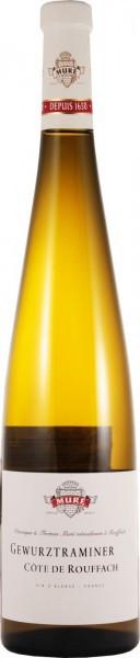 "Вино Rene Mure, Gewurztraminer ""Cote de Rouffach"" AOC, 2014"