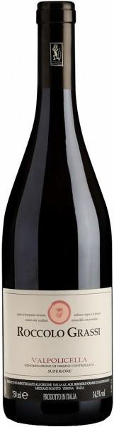 Вино Roccolo Grassi, Valpolicella DOC Superiore, 2010