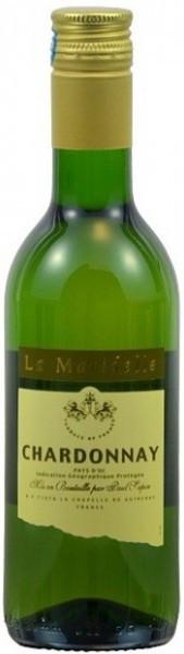"""Вино Paul Sapin, """"Le Maridelle"""" Chardonnay semi-dry, 0.25 л"""