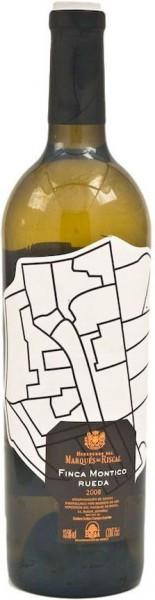 "Вино ""Finca Montico"", Rueda DO, 2008"