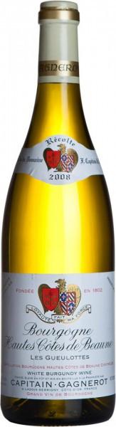 """Вино Capitain-Gagnerot, Bourgogne Hautes-Cotes de Beaune """"Les Gueulottes"""" AOC, 2008"""