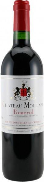 Вино Chateau Moulinet Pomerol AOC 2001