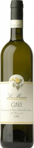 Вино La Mesma, Gavi del Comune di Gavi DOCG, 2015 Yellow Label