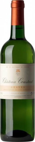 Вино Chateau Coustaut, Graves AOC, 2010