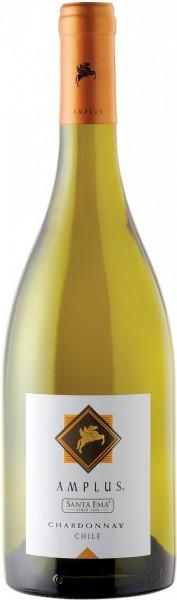 "Вино Santa Ema, ""Amplus"" Chardonnay, Leyda DO, 2011"