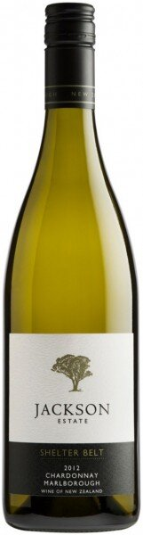 "Вино Jackson Estate, ""Shelter Belt"" Chardonnay, 2012"
