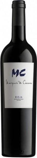 """Вино Marques de Caceres, """"MC"""", 2014"""