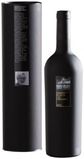 "Вино Feudi di San Gregorio, ""Serpico"", Irpinia DOC, 2010, gift box"