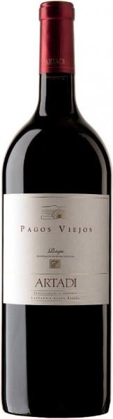 "Вино ""Pagos Viejos"", Artadi, 1996, 1.5 л"
