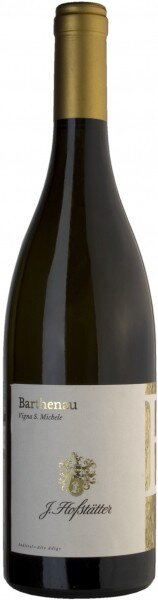"Вино ""Barthenau"", Vigna S.Michele, Alto Adige DOC, 2010"