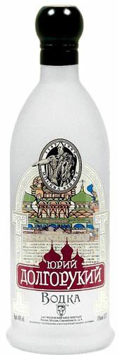 Водка Vodka Yuri Dolgorukij, 0.5 л