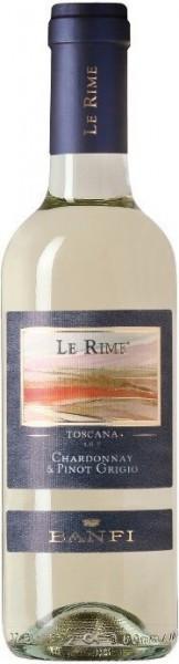 "Вино ""Le Rime"", Toscana IGT, 2016, 375 мл"