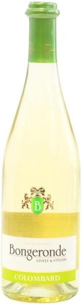 "Вино ""Bongeronde"" Colombard, 0.25 л"