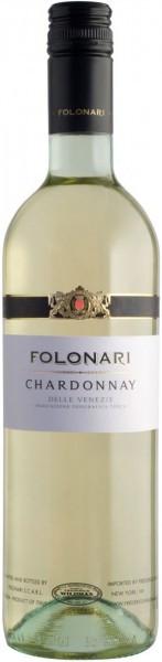 Вино Folonari, Chardonnay delle Venezie IGT, 2012