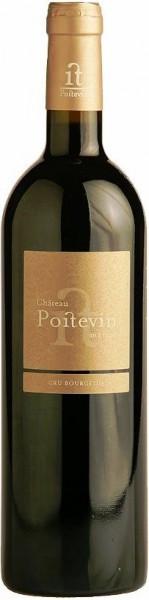 Вино Chateau Poitevin, Cru Bourgeois, Medoc AOC, 2012