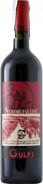 "Вино Gulfi, ""NeroBufaleffj"" Nero d'Avola, Sicilia IGT, 2004"
