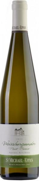 Вино San Michele-Appiano, Weissburgunder (Pinot Bianco), Alto Adige DOC, 2012