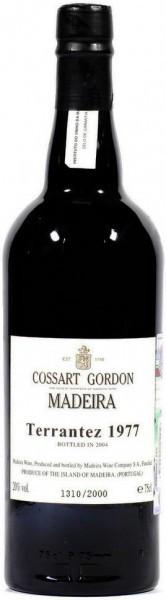 Вино Cossart Gordon, Terrantez, 1977