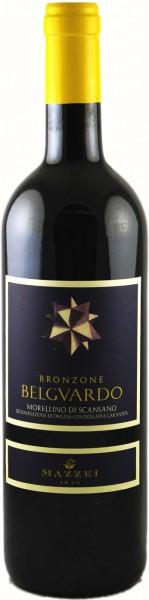 "Вино Belguardo, ""Bronzone"", Morellino di Scansano, 2008, 1.5 л"