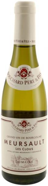 """Вино Meursault AOC """"Les Clous"""", 2012, 0.375 л"""
