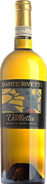"""Вино Dante Rivetti, """"La Valletta"""", Piemonte DOC, 2008"""