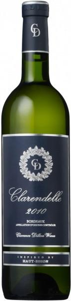 "Вино Clarence Dillon, ""Clarendelle"" Blanc, Bordeaux AOC, 2010"