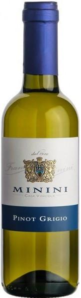 Вино Minini, Pinot Grigio, Veneto IGT, 2016, 375 мл