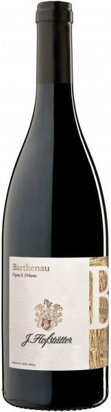 "Вино ""Barthenau"", Vigna S. Urbano, Alto Adige DOC, 2011"