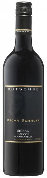 """Вино Dutschke, """"Oscar Semmler"""" Shiraz, 2006"""