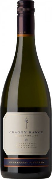 Вино Craggy Range, Chardonnay, Kidnappers Single Vineyard, 2012