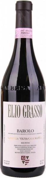 "Вино Barolo ""Ginestra Vigna Casa Mate"" DOCG, 2008"
