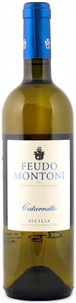 Вино Feudo Montoni, Catarratto, 2008